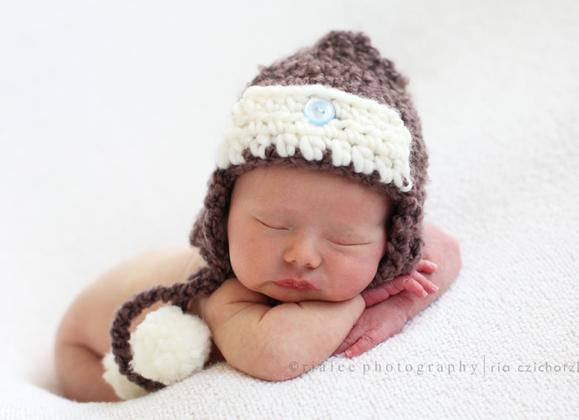 Fotografia de bebês: ensaio newborn