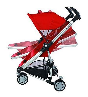 Como escolher o melhor carrinho para o seu bebê