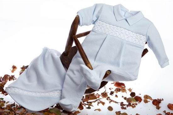 Roupas para bebês: Algodão Pima