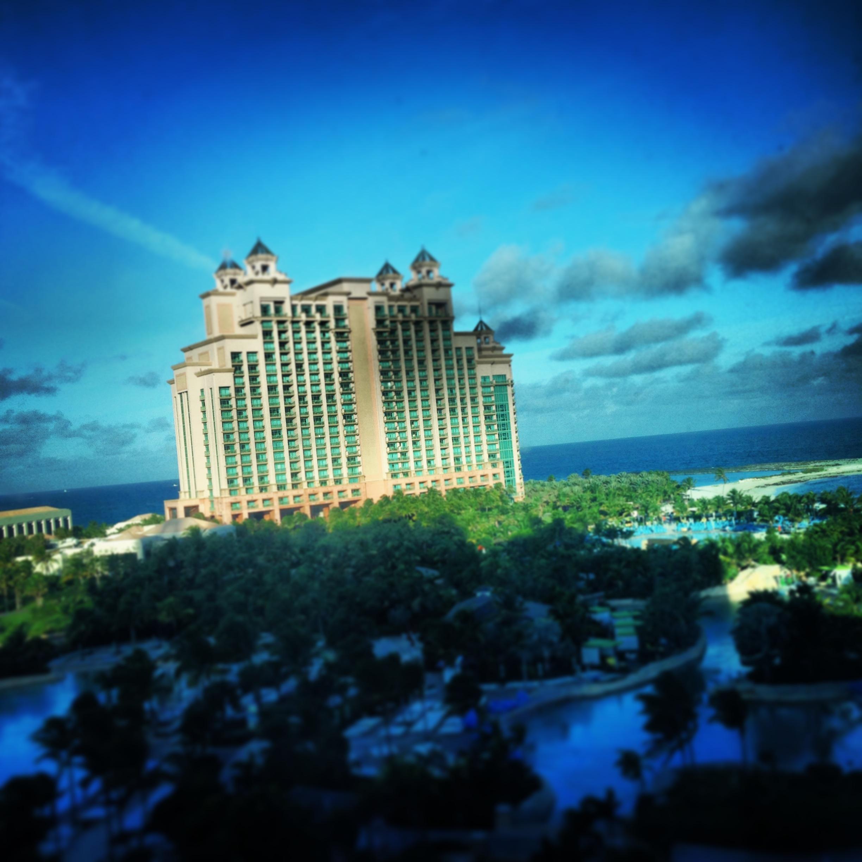 Viagem com bebê e criança: Bahamas – Hotel Atlantis