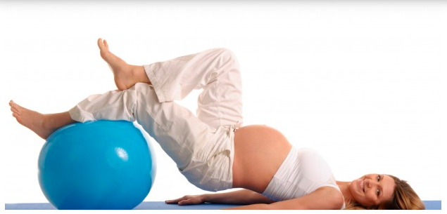 Como manter a forma durante a gravidez