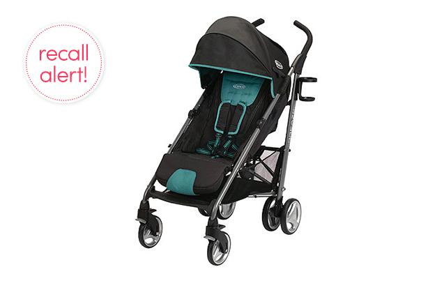 Recall de carrinhos de bebê da Graco