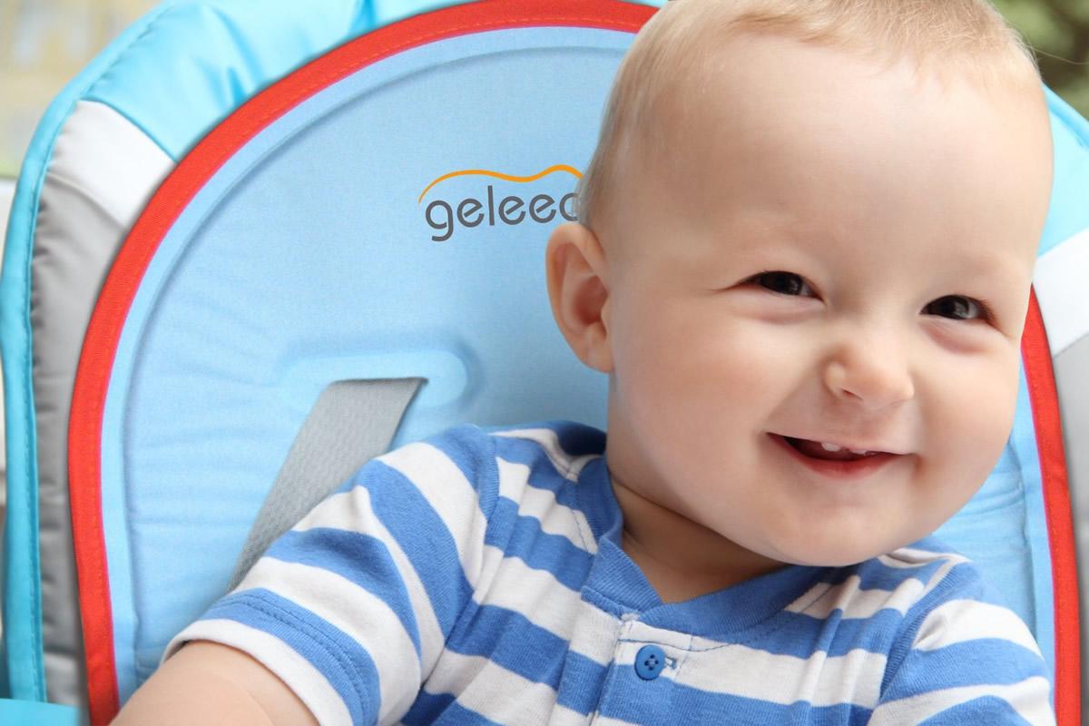 Geleeo: protetor de carrinho de bebê que refresca!