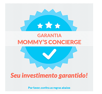 Campanha Compromisso Mommy's Concierge