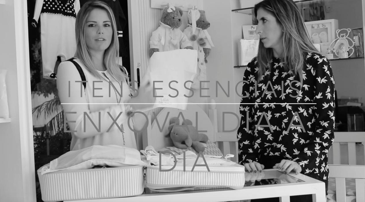 Mommy's Concierge TV: Enxoval do dia a dia