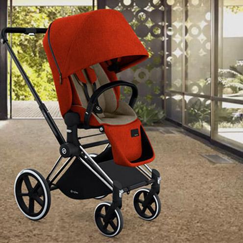 Novo Carrinho de bebê CYBEX PRIAM