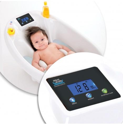 Novidade : Aquascale, a banheira 3-em-1