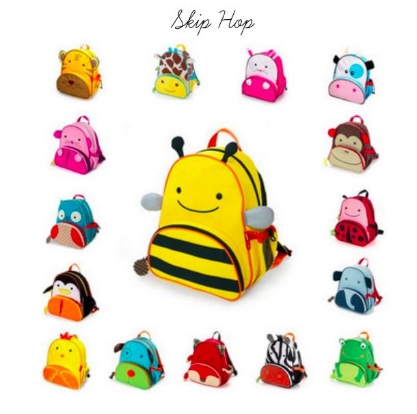 Dicas de mochilas para bebês e crianças – volta as aulas