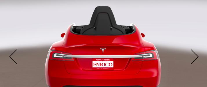Tesla: Carros elétricos também para crianças