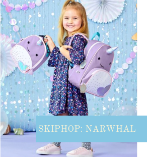 Novidade Skip Hop: Narwhal – Narval