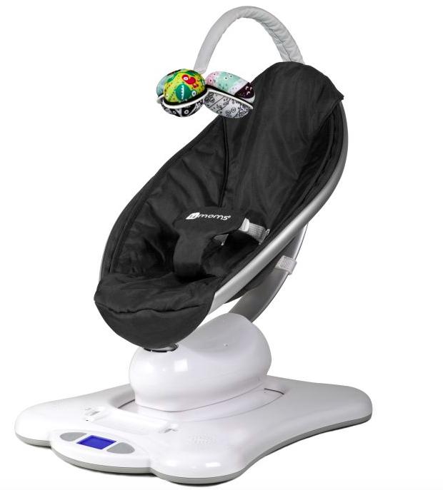 Como escolher a Cadeirinha de Balanço para o seu Bebê 2