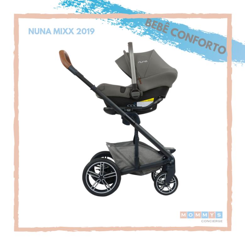 Nuna Mixx 2019 Bebê conforto