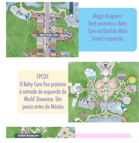 Para mamães e seus bebês viajantes 1