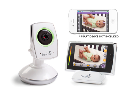 Summer Baby touch wifi