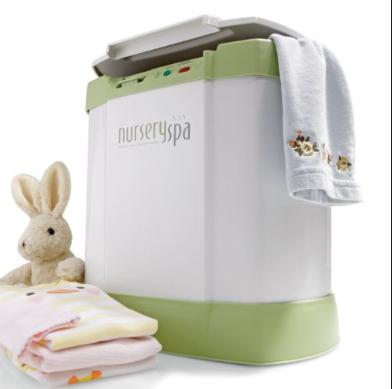 aquecedor de toalhas bebê