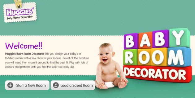decorar quarto de bebê 1