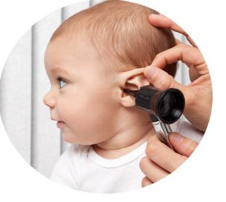 dor ouvido bebe