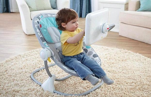 pad cadeira fischer price 2
