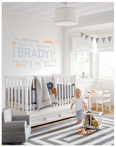 planejar quarto de bebê 1