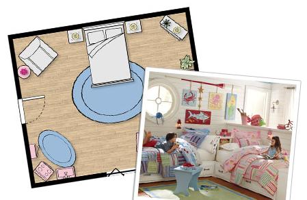 planejar quarto de bebê
