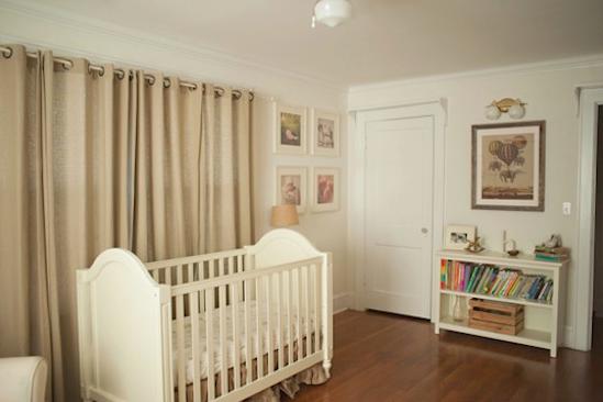 quarto de bebê classico 1