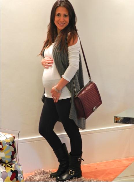renata betti gravida 1