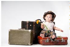 viajando com crianças e bebês 1