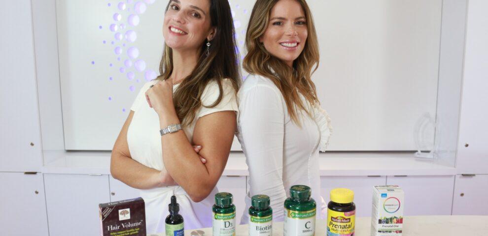 Vitaminas na gravidez e amamentação