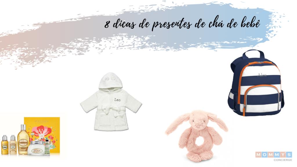 Confira dicas criativas para presente de chá de bebê, principalmente para as mamães que já tem tudo comprado! Seja original!