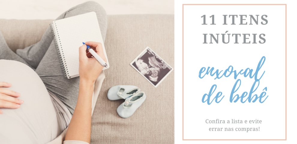 11 erros na compra do enxoval de bebê